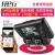 e行のアップグレード版V 28ドライブレコーダーのダブルレンズHD隠し式赤外線夜間テレビ車載無線wifi車の内外24時間駐車監視精選セット4 128 Gカードを担当します。