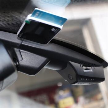 Tフォードドライブレコーダーエッジモンディオフォックスクーガ牡牛座福叡斯カーニバル専用隠蔽式1080 Pハイビジョンは自分でセットします。32 Gカードのシングルレンズを送ります。