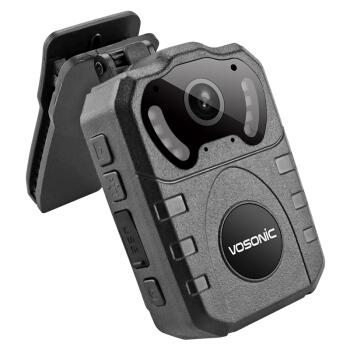 VOSONIC(vosonic)D 2新モーデル1296 P高清赤外线夜間テレビ専门法执行记录计の现场执行器は16 Gを内蔵しています。