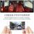 e行Q 9パノラマドライブレコーダーの前と後の3つのビデオを記録し、ハイビジョン夜間テレビの無線隠しタイプの車の内外の3つのカメラを24時間駐車して、防犯カメラを運転します。