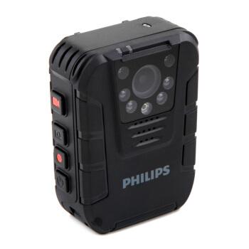 PHILIPS(PHILIPS)VTR 8100は帯音ビデオ法執行記録計1080 P高清赤外夜視カメラの録音ペンとカメラ一体機を証明します。