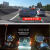 HANGLUXING車載ラインテュージェームズ夜間ビデオ映像記録計3.5ラインシングル版標準装備