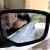 自動車のバックミラー防雨フィルムバックミラー防水フィルム高清ナノ雨天防霧防眩眩暈眩暈防止フィルム防雨膜(楕円形100*1455 mm)4枚