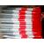 鋼管の警告柱の隔離杭の鉄の柱の警告杭の衝突防止柱の警告柱のメーカーの114*1000*1.5
