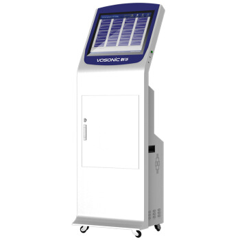 VOSONIC(VOSONIC)C 6执法记录机移动自动データ収集ステーション同时に20台のマシンでデータをアップロードします。