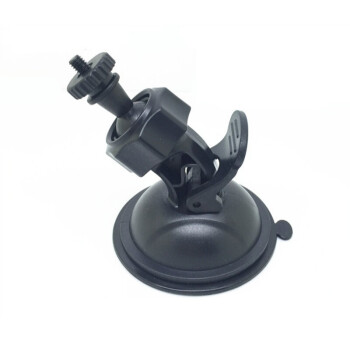 車載用のドライブレコーダー吸盤台自動車フロントガラス吸盤台4 mmネジ継手に適用します。